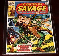 Capt Savage & His Battlefield Raiders #14 (1969) VF/NM I Combine Shipping!