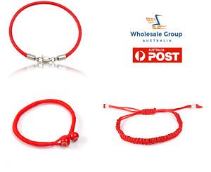 Red Cord Bracelet Lucky Mati String Bohemian Buddha Protection Newborn Charm