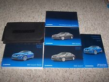 2013 Honda Accord Coupe Owner Owner's Manual User Guide LX-S EX EX-L CVT