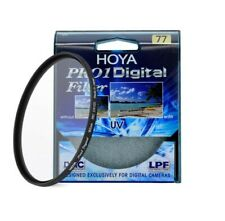 HOYA 77mm Pro 1 Digital UV Camera Lens Filter Pro1 D Pro1D UV(O) DMC LPF filter
