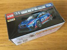 Tomica Subaru WRX STI NBR Challenge Diecast Car not Hot Wheels