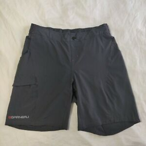 "Garneau Radius Padded Mountain Bike Shorts Women's XL (Unstretched 34"" x 9.5"")"