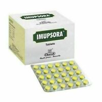 Charak Imupsora Tablet Psoriasis Issues | 30 Tablets | Free Shipping