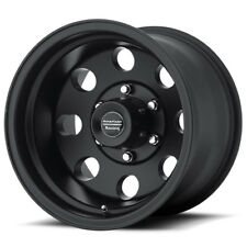 15X10 AMERICAN RACING 172 BLACK WHEEL RIM NP300 HILUX RANGER COLORADO PRADO ETC
