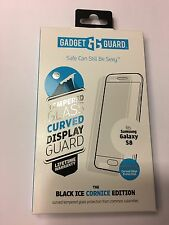 Gadget Guard Cornice Curved Tempered Screen Protector For Samsung Galaxy S8