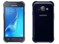 Brand New Samsung Galaxy J1 SM-J100H Single Sim Unlocked Selfie Smartphone Black