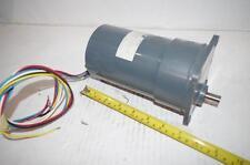 RELIANCE ELECTRIC GEARMOTOR 115VAC 60/50HZ. 197RPM TORQUE:35 LB-INS RATIO:8.25:1