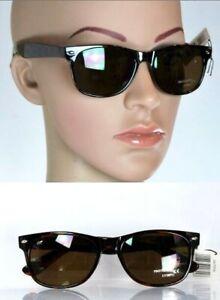 Occhiali da Sole Donna MELANIN Protezione Melanina 100% UV Lenti Scure D944
