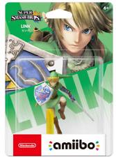 Nintendo amiibo LINK (Super Smash Brothers) JAPAN import NEW