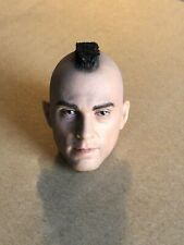 Rainman Art Taxi Driver Travis Bickle Fullset Head Sculpt 1/6th Scale Custom