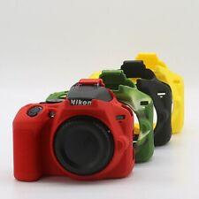 Silicone Case Cover for Nikon Z7 Z6 D780 D3500 D5300 D5500 D5600 D7200 D750 D810