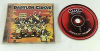 CD Babylon Circus  Dances of Resistance  Envoi rapide et suivi