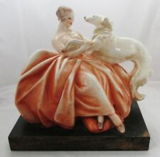 Figurine Multi-Coloured Vintage Original Pottery & Porcelain