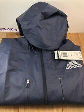 Adidas AZP Wind Runner Rain Jacket Adizero Navy Blue Climalite Medium CD3154