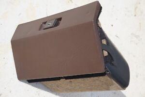 Porsche 944 Glove Box 477857095 Door 477857123A Piece 477857143 Lock 477857133C
