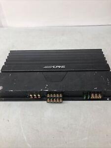 Alpine MRV-F450 5 channel amp Tested