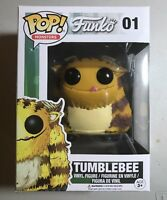 TUMBLEBEE 01 FUNKO POP MONSTERS Shop EXCLUSIVE NEW NIB HQ Wetmore Forest