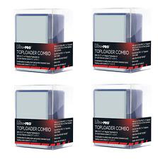 (2-pack) Ultra Pro Toploader boite Transparent Carte Rangement pour