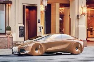 Original BMW Vision Next 100   1:18