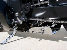 99-17 Hayabusa 07-08 GSXR 1000 Chrome Tribal Short Kickstand Kick Stand Lowered!