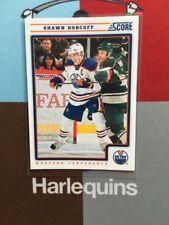 NHL Edmonton Oilers Hockey Trading Cards