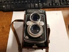 YASHICA-MAT EM CAMERA COPAL-MXV YASHINON 1:3.5 80MM WITH CASE In Box