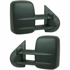 GM1321337, GM1320337 Mirrors Set of 2 New Right-and-Left Chevy Suburban Pair
