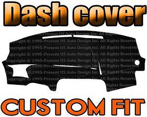Fits  2008-2015  TOYOTA  SCION  XB  DASH COVER MAT DASHBOARD PAD /  BLACK