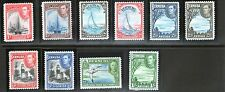 Mint Hinged Royalty Bermuda Stamps