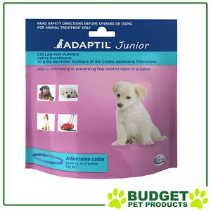Adaptil Junior Puppy Collar Dogs 45cm Fits Necks Up to 37.5cm