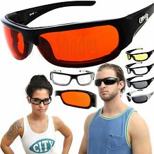 Chopper Wind Resistant Extreme Sports Sunglasses Biker Motorcycle Riding Glasses