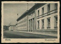 1935 Germany 3rd Reich Postcard WWII Hitler Chancellory SS Guards Berlin RPPC