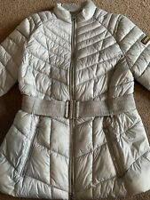 Barbour ladies Morzine Belted Quilted Jacket 12 BNWT