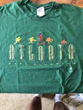 Vintage Atlanta Olympics T Shirt 1996