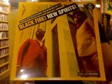 Black Fire! New Spirits! Radical and Revolutionary Jazz in the USA 1957-82 3xLP