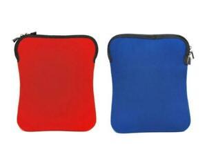 "for Lenovo IdeaTab 8"" Tablet Neoprene Carry Zipper Sleeve Bag Case Pouch"