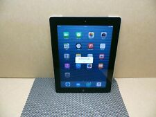 Apple iPad 2  Model A1396 Wifi+3G unlocked 16GB #0458