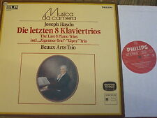 6768 361 Haydn The Last 8 Piano Trios / Beaux Arts Trio 2 LP set