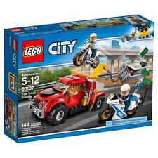 60137 TOW TRUCK TROUBLE lego set NEW city town train legos cop police motorcycle