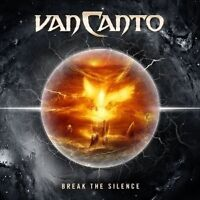 "VAN CANTO ""BREAK THE SILENCE (LTD.)"" CD NEU"