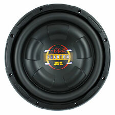 Boss 10 Inch 800W Shallow Slim Car Audio Subwoofer Power Sub Woofer Flat D10F