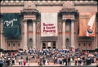 1970S METROPOLITAN MUSEUM OF ART NEW YORK CITY ORIG VTG AMATEUR 35MM PHOTO SLIDE