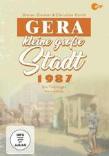 GERA - kleine große Stadt 1987 - Ein Thüringer Heimatfilm | DVD | Deutsch | 2019
