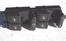 1999-2004 VW Passat Golf MK4 LHS Master Power Window-Lock Switch Tested OEM