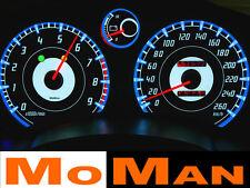 Toyota mr2 plasma cadrans Glow jauges plasma sunwdialh cadrans sw2