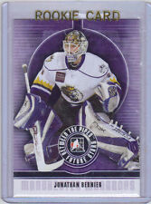 Jonathan Bernier Manchester Monarchs AHL Minor League Rookie Card RC Mint