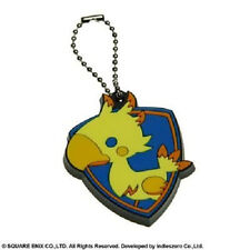*NEW* Theatrhythm Final Fantasy: Chocobo Rubber Key Chain by Square Enix