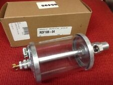 "Lube-Devices - Model #RDF108-04 - Lubricator 1/2"" NPT - NEW"