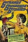 Strange Suspense Stories 03 Comic Book Cover Art Giclee Reproduction on Canvas
