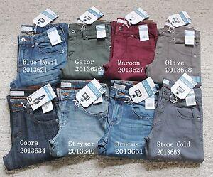 NWT Lee Men's Regular Fit Modern Series Straight Leg Denim Jeans 20136 On Sale